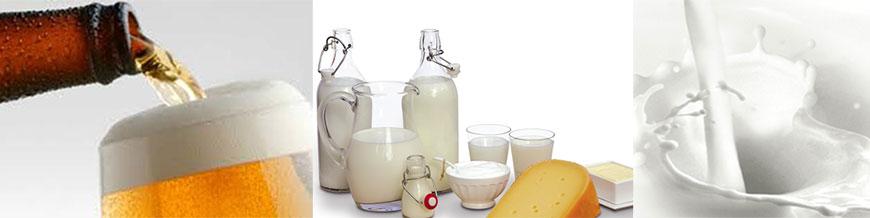 Rodesta is een belangrijke leverancier van RVS in de voedingsmiddelen indsutrie.